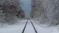 RR Tracks in Winter