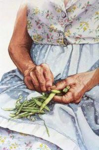 Memories of Grandma's hands