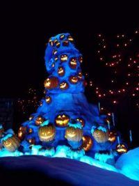 Disneyland Haunted Mansion The Nightmare Before Christmas