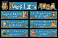 Wise Work Habits