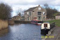 Cafe Gargo @ Foulridge Wharf, Leeds & Liverpool Canal