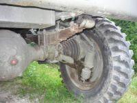 Part front axle Praga V3S