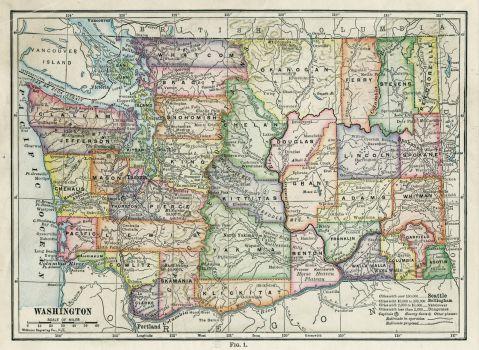 Washington State 1914
