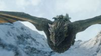 "Jon ""flying"" Rhaegal"