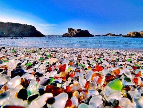 Glass Beach – Fort Bragg , California