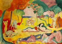 Henri Matisse - The Joy of Life (1905-6)
