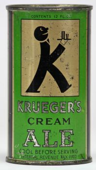 Krueger's Cream Ale - Lilek #458