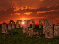 Stonehenge Circle, Wiltshire County, England