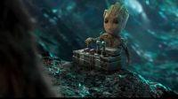 Groot which button