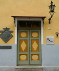 Tallin, Estonia doorway