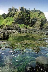 Irish-castle-Dunluce