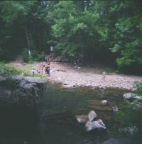 In Virginia You knew all of the best creeks, rivers, and swimming holes.