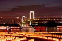 Odaiba lights