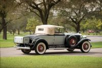 1930 Cadillac V-16 Convertible Coupe by Fleetwood