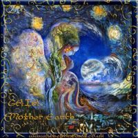 Mother Earth by Josephine Wall