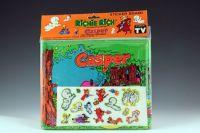 Casper in the Enchanted Forest sticker board