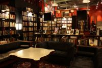 Battery Park Library Bar