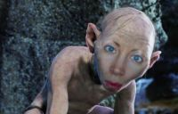 Terena as Gollum