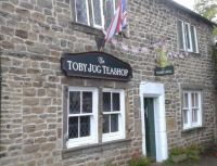 Toby Jug teashop, Whalley