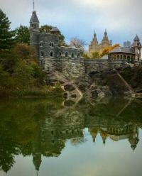 Belvedere Castle, Central Park, NYC