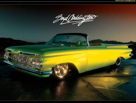 Boyd Coddington 1959 Impala