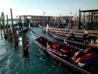 A bright new day in Venice, Italy