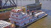 Show Me State - Mississippi River Towboat - Keokuk, IA (2021-08-24)