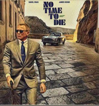 JAMES BOND 007--NO TIME TO DIE !