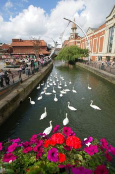 Waterside, Lincoln - 4th Aug 2012