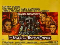 THE FALL OF THE ROMAN EMPIRE - 1964   SOPHIA LOREN, STEPHEN BOYD, ALEC GUINNESS