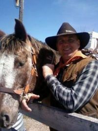 Sam and Maximus on One Nation Ride
