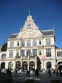 Gent  stadsschouwburg