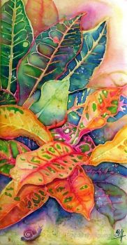 Art Quilt Deborah Younglao