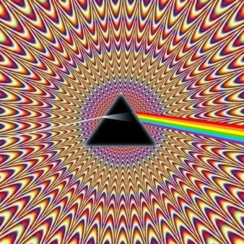 Dizzy dark side of the moon