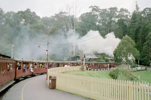 Australia's Puffing Billy