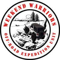 Weekend Warrior Club Logo