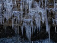 Icicles in Kentucky
