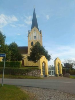 Svanninge Church, Denmark