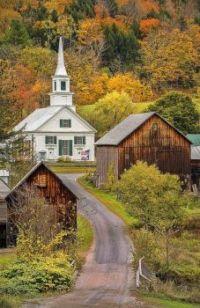 Rerun Challenge: Waits River Church in Vermont