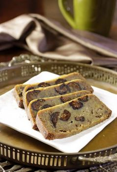 Spicy fig cake from net