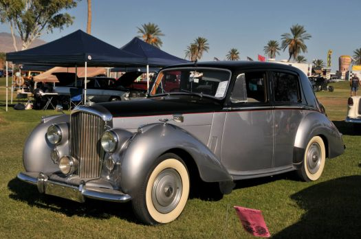 1953 Bentley