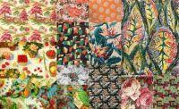 July 8th Vintage Barkcloth