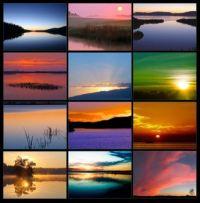 Sunsets to Eiram
