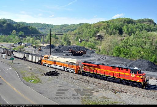 189-Virginia, Norton-Norfolk Southern