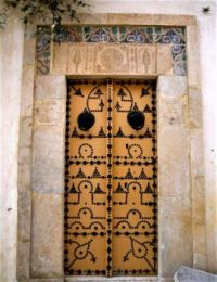 Door from Sous, Tunisia