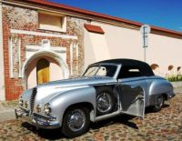 1940 MERCEDES-BENZ 320 CABRIOLET - designed by Touring Superleggera, built by Karosserie Wendler Reutlingen