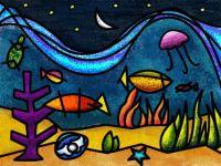 Under the sea-wallpaper