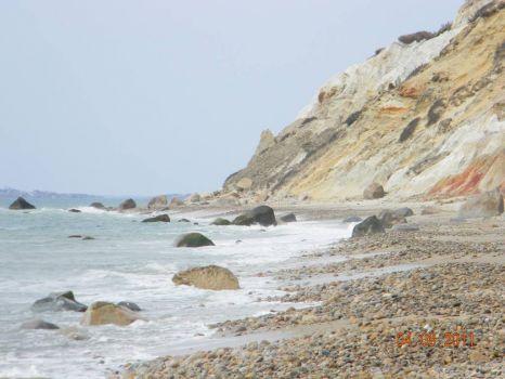 gayhead cliffs