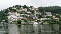 Village along Douro River, Portugal