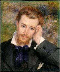 Auguste Renoir (French, 1841–1919), Eugène Murer (1877)